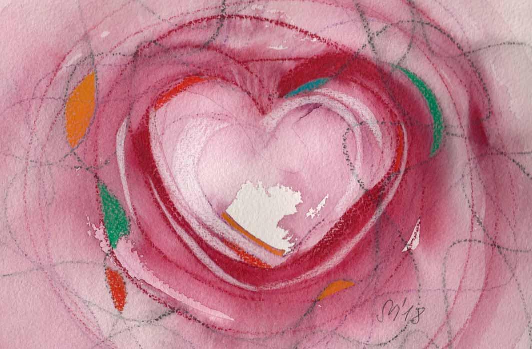 Herz 3 von Stefanie Menzel