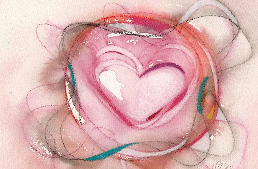 Herz 4 von Stefanie Menzel