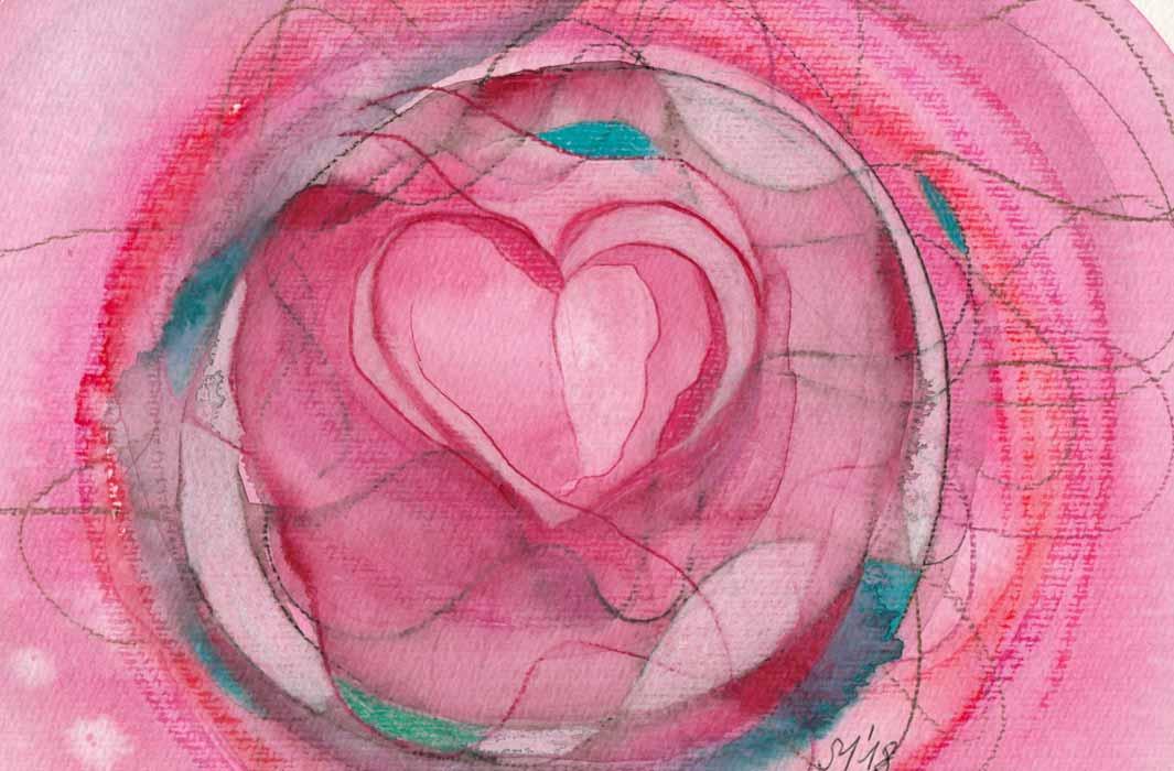 Herz 5 von Stefanie Menzel