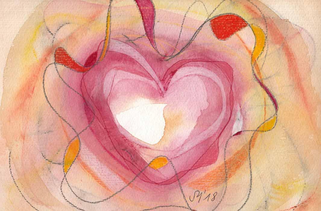 Herz 7 von Stefanie Menzel