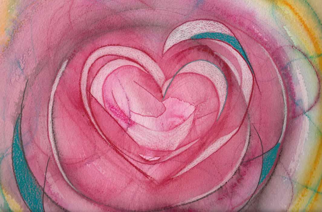 Herz 8 von Stefanie Menzel