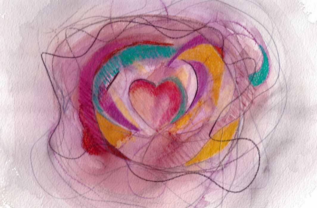Herz von Stefanie Menzel