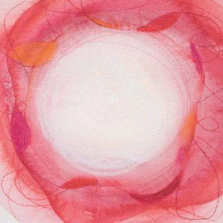 Aquarell Lichtzentrum 9 von Stefanie Menzel
