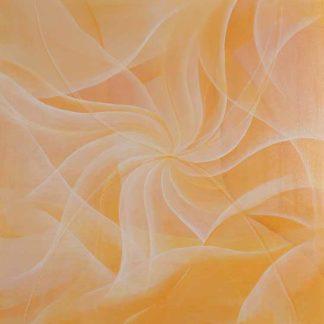 Dynamik gelb von Stefanie Menzel