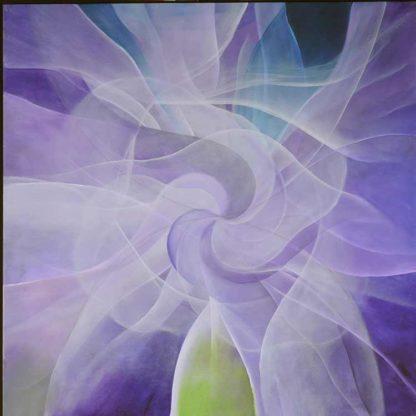 Lichtwirbel 11 von Stefanie Menzel