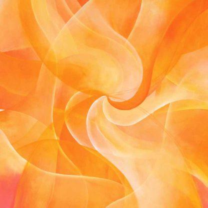 Lichtwirbel 2 von Stefanie Menzel