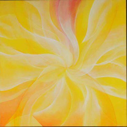 Lichtwirbel 4 von Stefanie Menzel