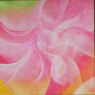 Lichtwirbel 5 von Stefanie Menzel