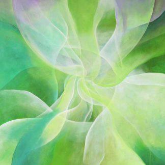 Lichtwirbel 6 von Stefanie Menzel