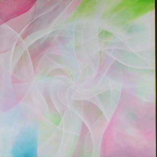 Lichtwirbel 7 von Stefanie Menzel